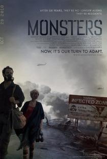 Monstros - Poster / Capa / Cartaz - Oficial 1