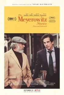 Os Meyerowitz: Família Não se Escolhe (Histórias Novas e Selecionadas) - Poster / Capa / Cartaz - Oficial 4