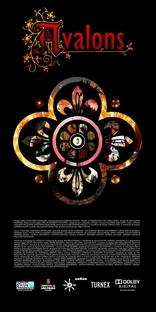 Avalons - Poster / Capa / Cartaz - Oficial 1