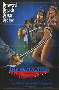 O Mutilador - Poster / Capa / Cartaz - Oficial 1