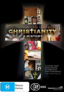 Christianity: A History - Poster / Capa / Cartaz - Oficial 1