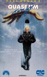 Quase Um Anjo - Poster / Capa / Cartaz - Oficial 3