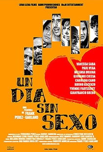 Un dia sín sexo - Poster / Capa / Cartaz - Oficial 1