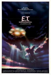 E.T.: O Extraterrestre - Poster / Capa / Cartaz - Oficial 6
