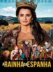 A Rainha da Espanha - Poster / Capa / Cartaz - Oficial 3