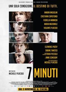 7 Minutes - Poster / Capa / Cartaz - Oficial 1