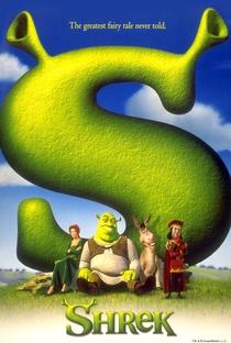 Shrek - Poster / Capa / Cartaz - Oficial 1