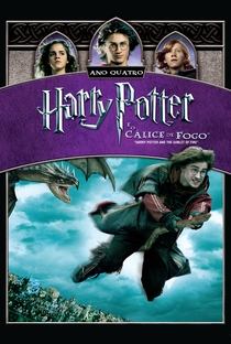 Harry Potter e o Cálice de Fogo - Poster / Capa / Cartaz - Oficial 19