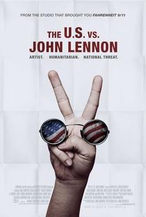 Os EUA X John Lennon - Poster / Capa / Cartaz - Oficial 2