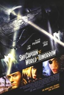 Capitão Sky e o Mundo de Amanhã - Poster / Capa / Cartaz - Oficial 4