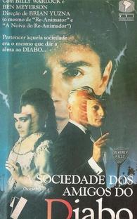 A Sociedade dos Amigos do Diabo - Poster / Capa / Cartaz - Oficial 5