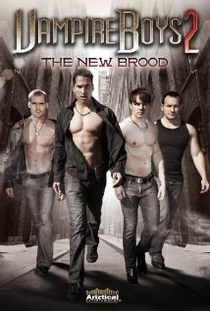 Vampire Boys 2: The New Brood  - Poster / Capa / Cartaz - Oficial 1