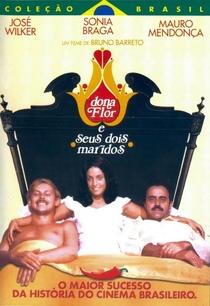 Dona Flor e Seus Dois Maridos - Poster / Capa / Cartaz - Oficial 5