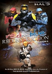 Red Vs Blue: Reconstruction (6ª Temporada) - Poster / Capa / Cartaz - Oficial 1