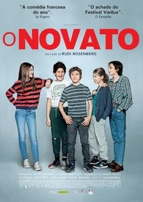 O Novato - Poster / Capa / Cartaz - Oficial 3