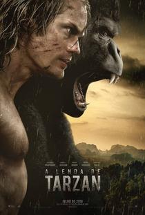 A Lenda de Tarzan - Poster / Capa / Cartaz - Oficial 5