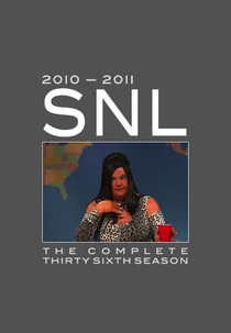 Saturday Night Live (36ª Temporada) - Poster / Capa / Cartaz - Oficial 1