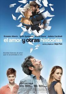 El amor y otras historias - Poster / Capa / Cartaz - Oficial 1