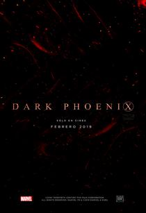 X-Men: Fênix Negra - Poster / Capa / Cartaz - Oficial 3