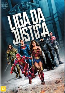 Liga da Justiça - Poster / Capa / Cartaz - Oficial 24