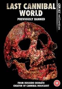 O Último Mundo dos Canibais - Poster / Capa / Cartaz - Oficial 9