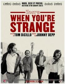 When You're Strange: Um Filme Sobre o The Doors - Poster / Capa / Cartaz - Oficial 2