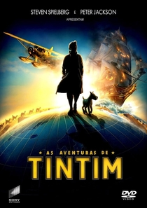 As Aventuras de Tintim - Poster / Capa / Cartaz - Oficial 7