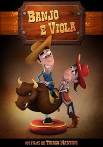 Banjo e Viola - Poster / Capa / Cartaz - Oficial 2