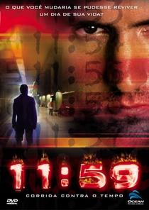 11:59 - Corrida Contra o Tempo - Poster / Capa / Cartaz - Oficial 2