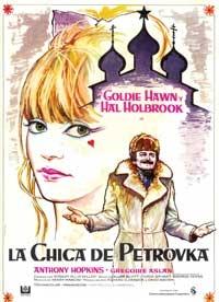 A Garota de Petrovka - Poster / Capa / Cartaz - Oficial 3