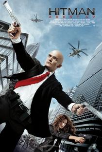 Hitman: Agente 47 - Poster / Capa / Cartaz - Oficial 7