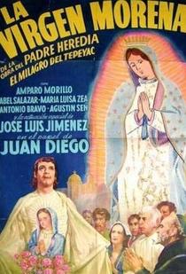 La Vírgen Morena - Poster / Capa / Cartaz - Oficial 2