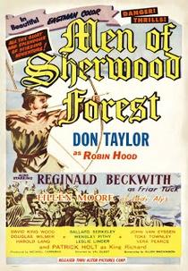 A Espada de Robin Hood - Poster / Capa / Cartaz - Oficial 1