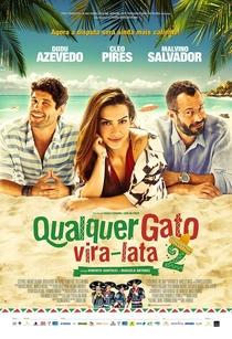 Qualquer Gato Vira-Lata 2 - Poster / Capa / Cartaz - Oficial 1