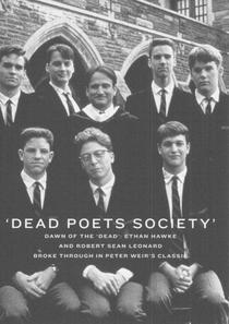 Sociedade dos Poetas Mortos - Poster / Capa / Cartaz - Oficial 3