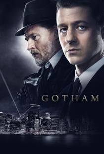 Gotham (1ª Temporada) - Poster / Capa / Cartaz - Oficial 2