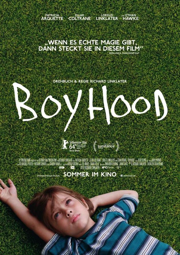 Boyhood: Da Infância À Juventude - Outra Página
