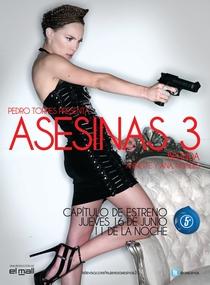 Mulheres Assassinas (3ª Temporada) - Poster / Capa / Cartaz - Oficial 4