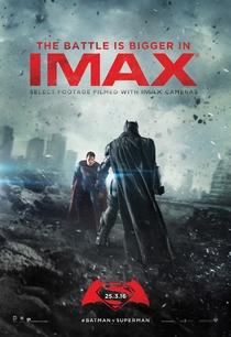 Batman vs Superman - A Origem da Justiça - Poster / Capa / Cartaz - Oficial 12