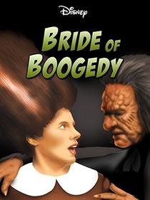 A Noiva de Boogedy - Poster / Capa / Cartaz - Oficial 2