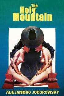 A Montanha Sagrada - Poster / Capa / Cartaz - Oficial 14
