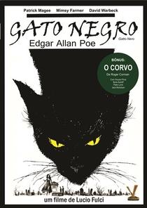 Gato Negro - Poster / Capa / Cartaz - Oficial 8