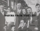 As Vozes da Lista (Voices from the List)