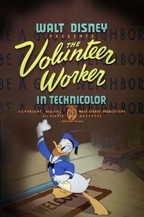 The Volunteer Worker - Poster / Capa / Cartaz - Oficial 1