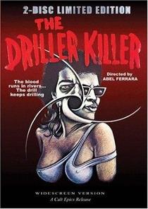 O Assassino da Furadeira - Poster / Capa / Cartaz - Oficial 9