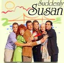 Suddenly Susan (3ª Temporada) - Poster / Capa / Cartaz - Oficial 2