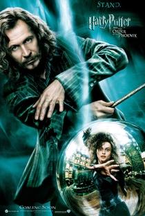 Harry Potter e a Ordem da Fênix - Poster / Capa / Cartaz - Oficial 4