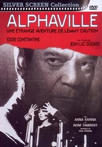 Alphaville - Poster / Capa / Cartaz - Oficial 13