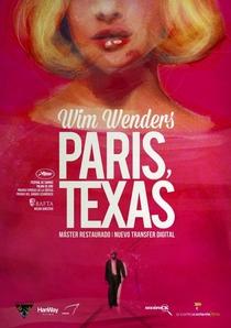 Paris, Texas - Poster / Capa / Cartaz - Oficial 14