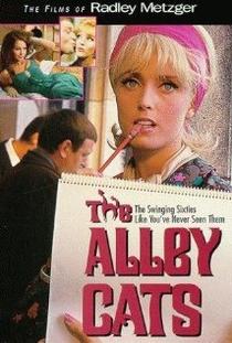 The Alley Cats - Poster / Capa / Cartaz - Oficial 1